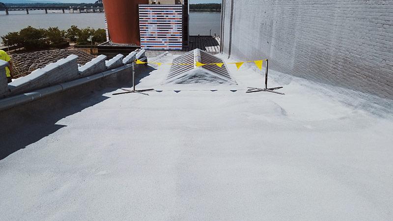 Louisville Spray Foam Roof